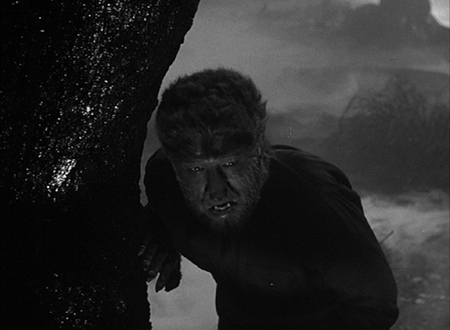 "Image from ""The Wolf Man"" Universal Pictures 1941"